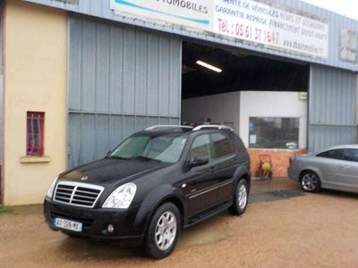 occasion Ssangyong Rexton II REXTON II270 XVT 186 Grand Luxe A