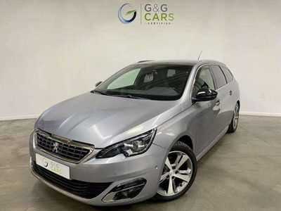 occasion Peugeot 308 GT Line - GPS - Toit pano