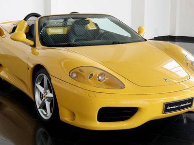 occasion Ferrari 360 Spider (2002)
