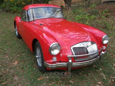 occasion MG A 1957