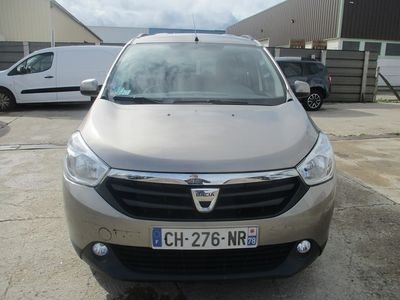 occasion Dacia Lodgy 1.5 DCI 90CH ECO² LAUREATE 7 PLACES