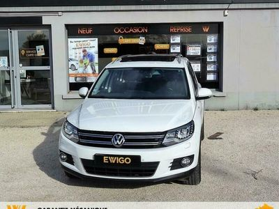 occasion VW Tiguan 1.4l TSI 150 CH BLUEMOTION TECHNOLOGIE SERIE SPECIALE LOUNGE TOIT OUVRANT