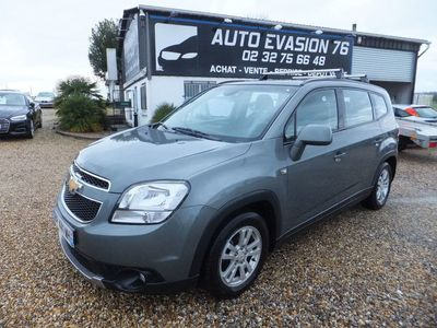 occasion Chevrolet Orlando 2.0 VCDI 130 LTZ+ 7 places