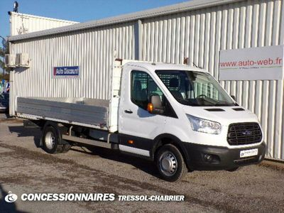 occasion Ford Transit CHASSIS CABINE P350 L2 RJ HD 2.0 TDCI 170 AMBIENTE