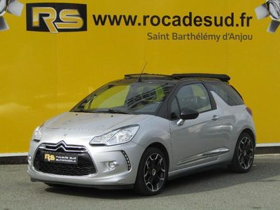 occasion Citroën DS3 Cabriolet 1.6 Thp 155 So Chic