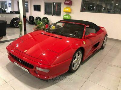 occasion Ferrari F355 3.5 F1 SPIDER BV6
