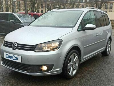 occasion VW Touran Carat 7pl