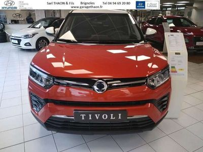 occasion Ssangyong Tivoli 1.6 E-XDI 136ch Limited 2WD A/T 7cv