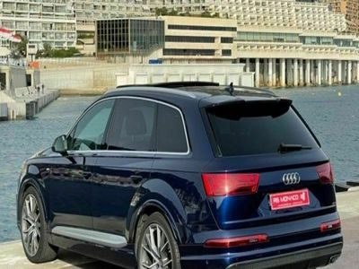 occasion Audi Q7 50 TDI 286cv Quattro Tiptronic - 7 places