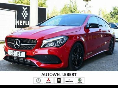 occasion Mercedes CLA200 Shooting Brake AMG 7G-DCT + NAVI + LED + BLIND SPOT + PSD