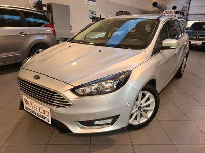 occasion Ford Focus 1.6 TDCi TITANIUM,NAVIGATION,JA 16,GARANTIE 1 AN