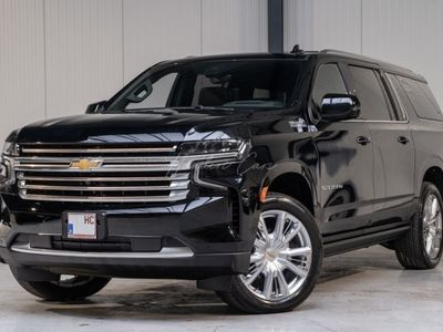 occasion Chevrolet Suburban HIGH COUNTRY