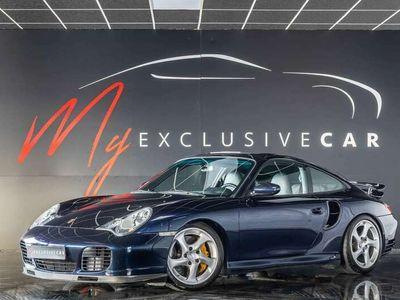 occasion Porsche 911 3.6i Turbo - TO, BOSE, Révisée, Gar. 12 mois