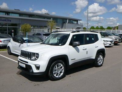 occasion Jeep Renegade MY21 Limited Turbo T4 150 BVR6 + Feux Full LED
