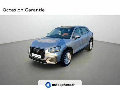 occasion Audi Q2 1.6 TDI 116 ch S tronic 7 Design