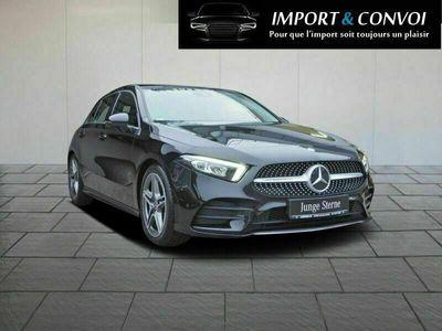 occasion Mercedes A220 d AMG-Line Comand DISTRONIC/ LED Ambiente