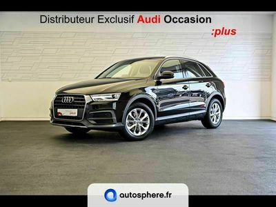occasion Audi Q3 Design Ambition Luxe 2.0 TDI 88 kW (120 ch) S tronic