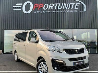 occasion Peugeot Traveller 2.0 BLUEHDI 150CH LONG BUSINESS S&S