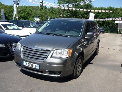 occasion Chrysler Grand Voyager Grand Voyager2.8 Crd Touring BA