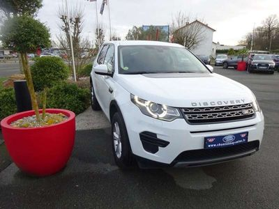 occasion Land Rover Discovery Sport 2.0 TD4 150 SE AWD BVA MARK III