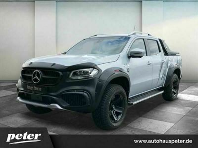 occasion Mercedes X350 Power EXY OFFROAD Limited Edition LED + AHK