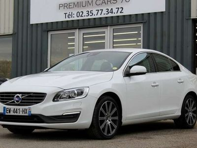 occasion Volvo S60 (2E GENERATION) II (2) D3 150 8CV OVERSTA EDITION GEARTRONIC