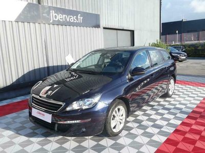 occasion Peugeot 308 SW Phase 2 1.6 BlueHDi 100ch S&S BVM5 Active Business