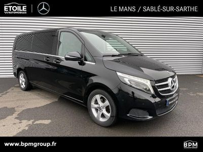 occasion Mercedes V220 Classed Extra-Long Avantgarde 9G-Tronic