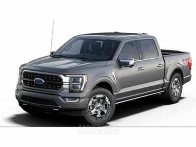 occasion Ford F-150 Supercrew Lariat V8 5.0L FLEXFUEL
