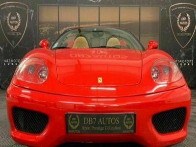 occasion Ferrari 360 Modena Spider