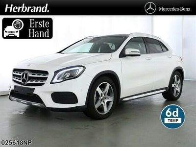 "occasion Mercedes GLA220 d AMG Line ** 7G-DCT Pano LED 18 ""LM Navi"