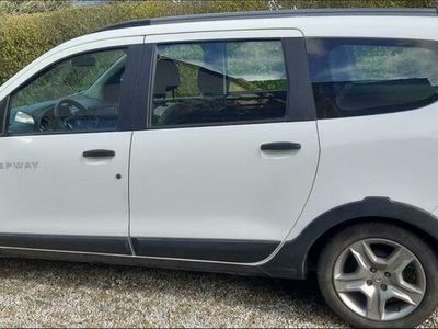 occasion Dacia Lodgy Stepway TCe 115 5 places