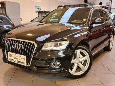 occasion Audi Q5 2.0 TDi ULTRA S-LINE GARANTIE 1 AN,TOIT PANO,XENON