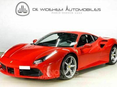 occasion Ferrari 488 GTB 3.9 V8 DCT