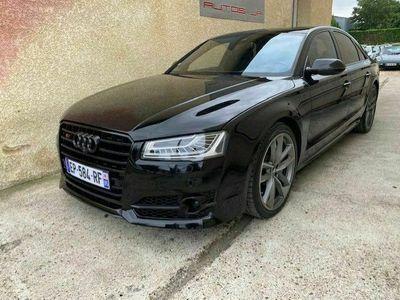 occasion Audi S8 plus III (2) 4.0 TFSI 605 SPORT QUATTRO TIPTRONIC