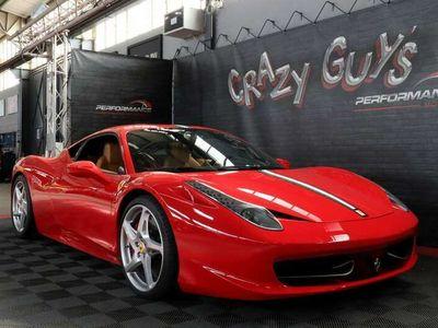 occasion Ferrari 458 Italia 4.5 V8 570ch