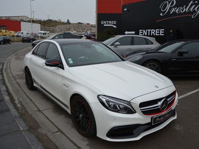 occasion Mercedes C63S AMG Classe-AMG Speedshift MCT AMG