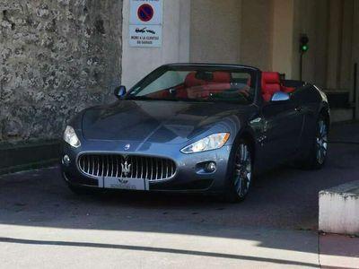 occasion Maserati GranCabrio 4.7 V8