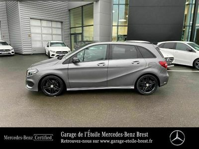 occasion Mercedes B200 Classe200 CDI Fascination 7G-DCT