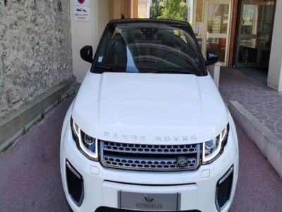 occasion Land Rover Range Rover evoque (2) CABRIOLET TD4 150 8CV SE DYNAMIC BVA