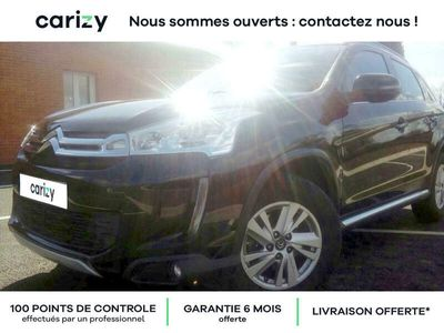 occasion Citroën C4 Aircross C4 Aircross e-HDi 115 4x2 Collection