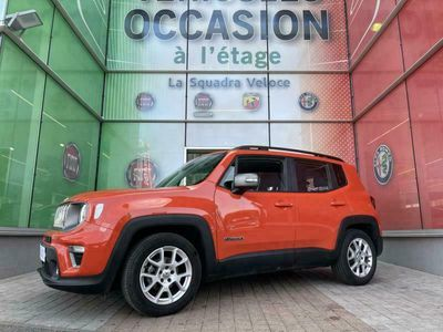 occasion Jeep Renegade 1.6 MultiJet 120ch Limited - VIVA2678278
