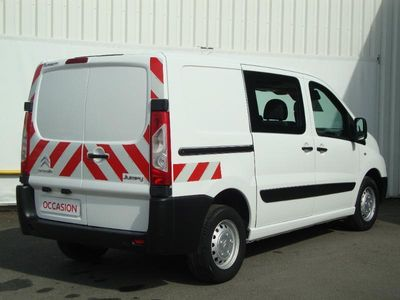 occasion Citroën Jumpy Fg 27 L1h1 Hdi 90 Cabine Approfondie Confort