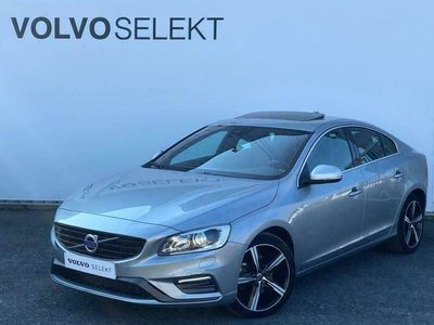 occasion Volvo S60 D4 190ch R-Design Geartronic