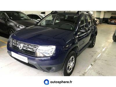 occasion Dacia Duster 1.5 dCi 90ch Silver Line 2017 4X2