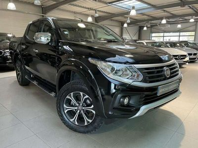 occasion Fiat Fullback 2.4 D 180CH DOUBLE CABINE ADVENTURE PACK ESCALADE