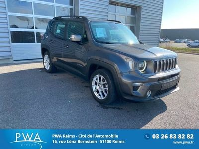 occasion Jeep Renegade 1.0 GSE T3 120ch Limited - VIVA2665731