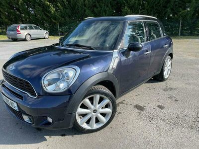 occasion Mini Cooper S Countryman Pack Red Hot Chili A D 143 ch