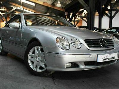 occasion Mercedes CL500 Classe500