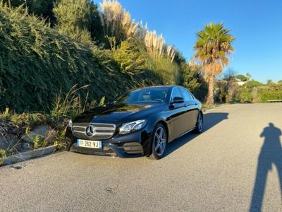 occasion Mercedes E300 9G-TRONIC AMG Line